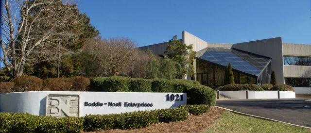 Boddie Noell Headquarters Building