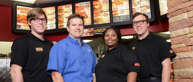Hardee's Brand Employee Image