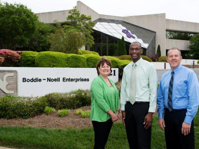 Boddie Noell Employees
